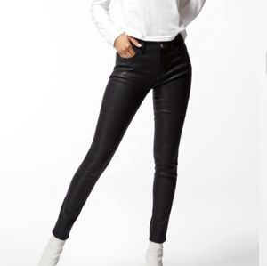J Brand 620 Mid-Rise Super Skinny Jeans Fearless